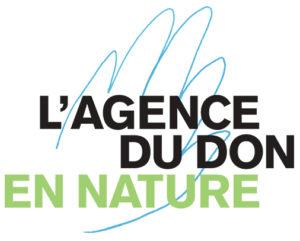 Logo Agence du don en nature