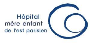 Logo hôpital mère-enfant de l'est parisien