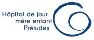 Logo hôpital de jour préludes
