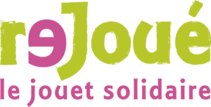 Logo Rejoué le jouet solidaire