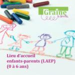 Lieu d'accueil enfant-parent Graine de Familles de 0 à 6 ans à Paris 10ème