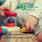 crèche familiale estrelia à partir de 2 mois et demi à Paris 19ème