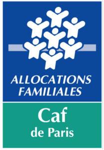 Logo de la CAF de Paris